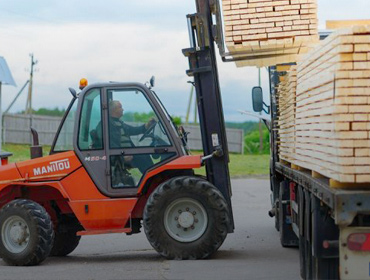 Statybinė konstrukcinė mediena